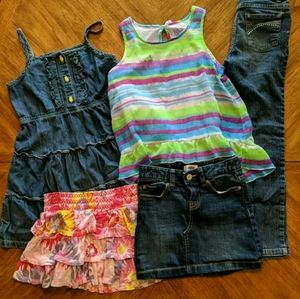 Other - Clothing lot for girl size 7